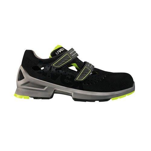 Pantofi de protectie din piele intoarsa Uvex, 8542, clasa protectie S1 0