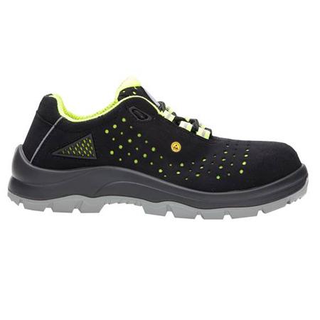 Pantofi de protectie Vernor, clasa S1P, protectie electrostatica 1