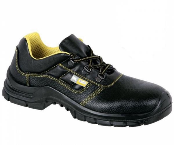 Pantofi de protectie din piele Plesu, clasa de protectie S3 SRC [0]