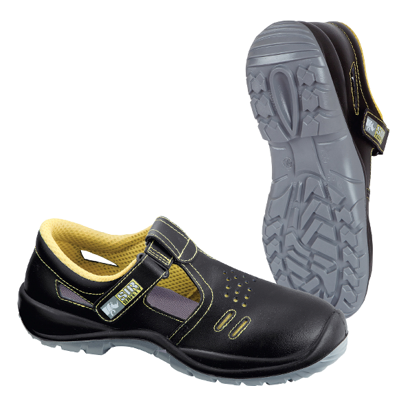 Sandale cu bombeu metalic 0