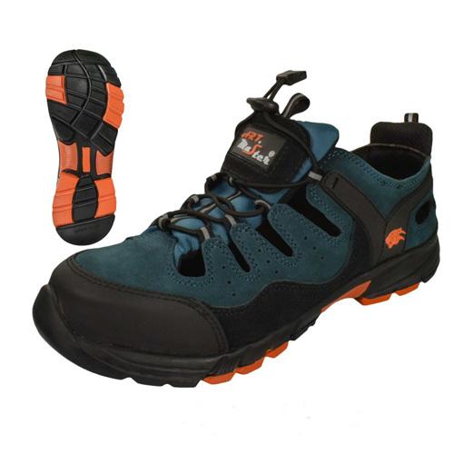 Sandale de protectie, Artmaster, clasa S1, piele intoarsa 2