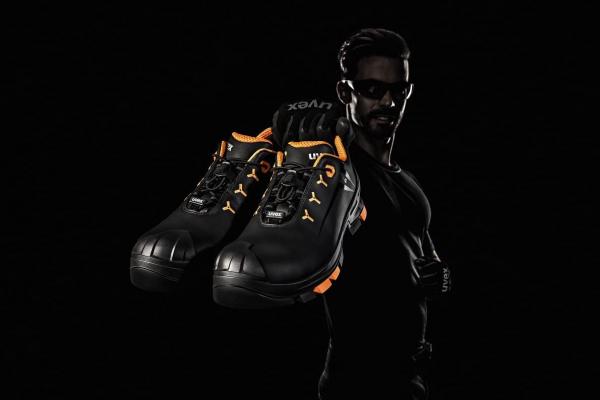 Pantofi de protecție uvex 6508 clasa protectie S3 SRC ESD 1