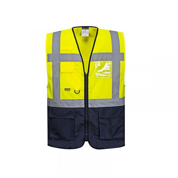Vesta de protectie reflectorizanta 0
