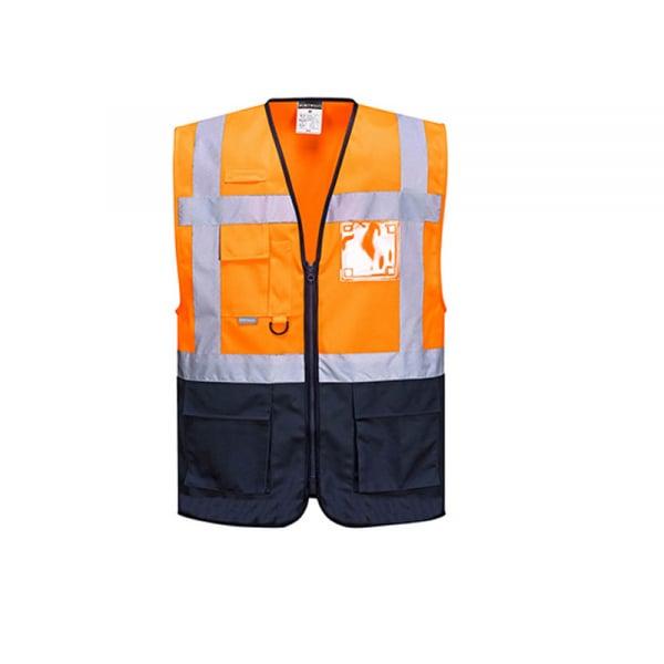 Vesta de protectie reflectorizanta [0]