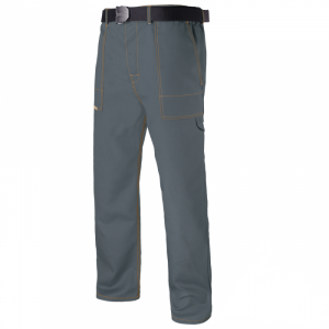Pantaloni de lucru Artmas Grey, tesatura rezistenta0