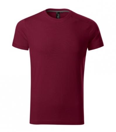 Tricou pentru barbati Action, culoare magenta [0]