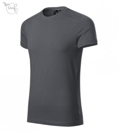 Tricou pentru barbati Action, culoare gri antracit [1]