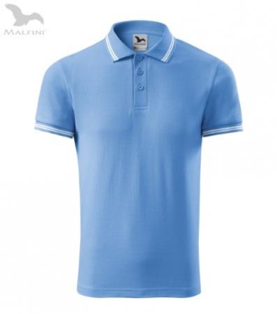 Tricou polo pentru barbati Urban, albastru [1]