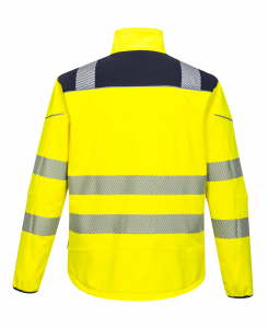 Jacheta reflectorizanta din softshell Vision 4022