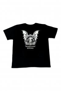 Tricou imprimat Vlad Tepes, negru, ideal suvenir0