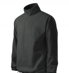 Bluza pentru barbati Horizon, material  fleece, nuanta gri3