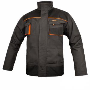 Jacheta de lucru Classic, material rezistent si multiple buzunare0