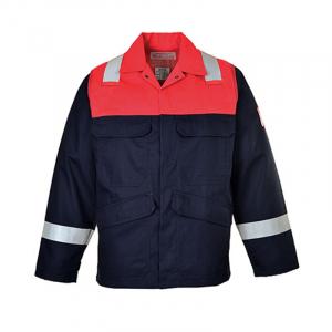 Jacheta de lucru cu protectie ignifuga BIZ FLAME1