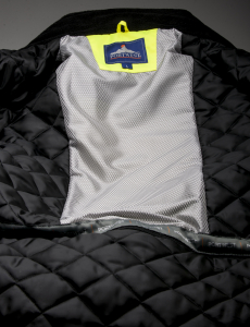 Jacheta reflectorizanta pentru sezon rece Vision galbena6