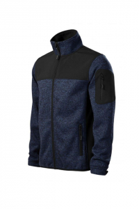 Jacheta barbati Softshell Malfini,  albastru + negru0