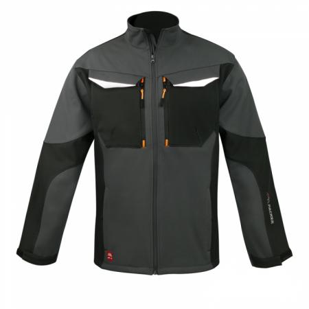 Jacheta softshell pentru barbati Packer1