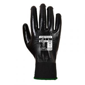 Manusi de protectie A315, impregnate cu nitril, marimea XL1