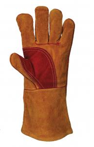 Manusi pentru sudori Portwest, din piele de bovina, marimea XL0