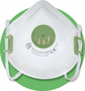 Masca de protectie Oxilyne cu filtru protectie FFP3 [0]