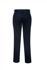 Pantaloni barbati, office-casual, Chino Slim, nuanta navy [0]