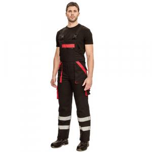 Pantaloni cu pieptar Cerva, Max Winter, marimea 581
