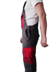 Pantaloni cu pieptar Portwest,W7357, protectie antistatica0