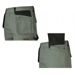 Pantaloni de protectie gri [2]