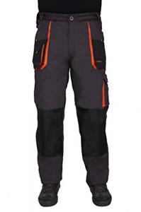 Pantaloni pentru lucru Classic, cusaturi triple , 8 buzunare5