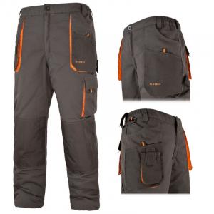 Pantaloni pentru lucru Classic, cusaturi triple , 8 buzunare2