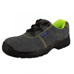 Pantofi de protectie din piele intoarsa BPZSB0