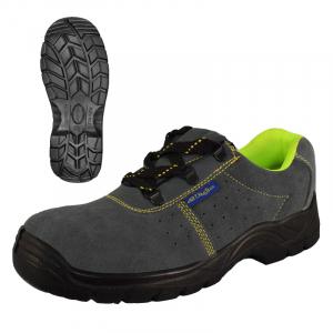 Pantofi de protectie din piele intoarsa BPZSB1