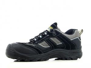 Pantofi de protectie cu bombeu compozit, piele naturala [2]
