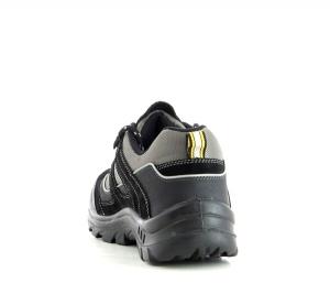 Pantofi de protectie cu bombeu compozit, piele naturala [1]