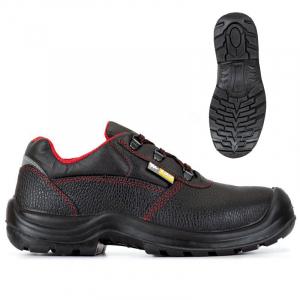 Pantofi de protectie din piele naturala Nemira, clasa S31