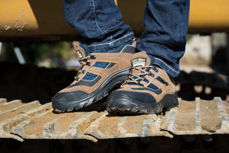 Pantofi protectie din piele naturala X2020P, marca Safety Jogger3