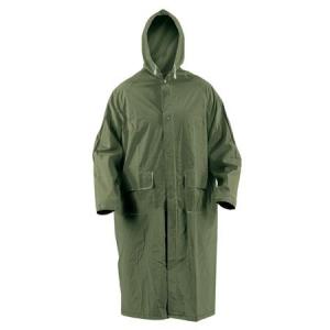 Pelerina de ploaie cu gluga Cetus, verde0