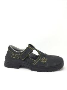 Sandale de lucru din piele naturala Bracciano, clasa de protectie S1P0