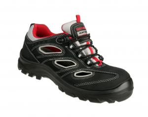 Sandale de protectie din piele Alsus, marca Safety Jogger0