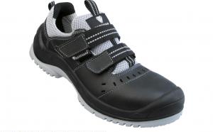 Sandale de protectie din piele naturala Elliot, S1P, marca Safety Jogger0