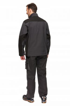 Jacheta softshell pentru barbati Packer3