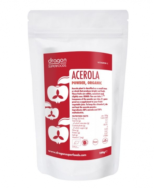 Acerola pulbere eco 75g [0]