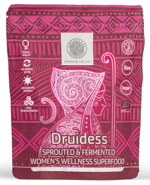 DRUIDESS Women`s Wellness Superfood mix bio 200g                                                     0