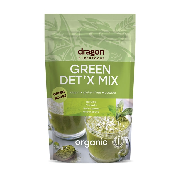 Green Detox Mix eco 200g DS 0