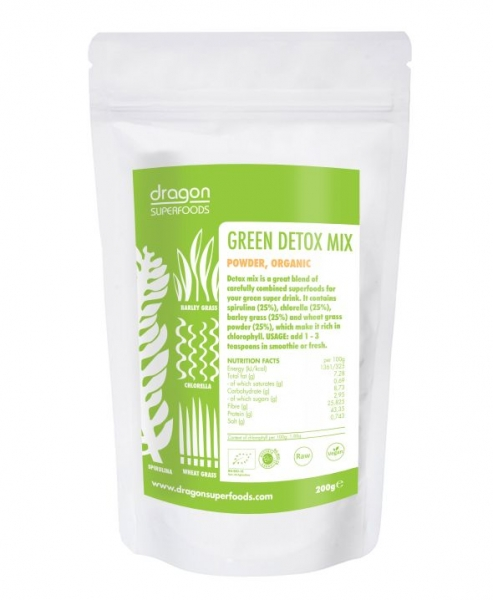 Green mix eco 200g 0