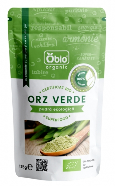 Orz verde pulbere eco 125g 0