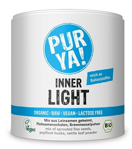 PurYa! Mix detoxifiant - Inner Light - raw eco 180g 0