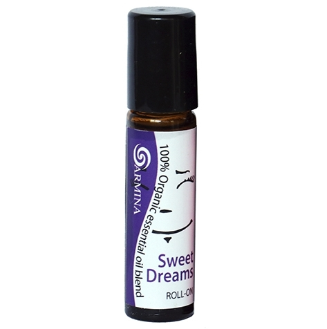 Roll-on blend din uleiuri esentiale SWEET DREAMS bio 10ml 0