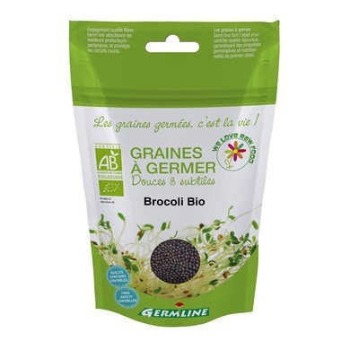 Seminte de broccoli pt. germinat eco 150g 0
