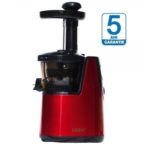 Storcator Greenis Slow Juicer Rosu 0