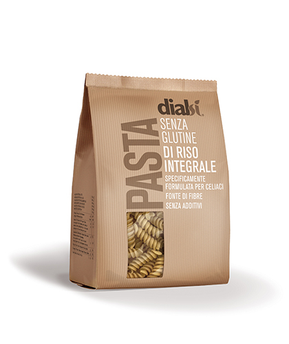 PASTE FUSILLI DIN OREZ INTEGRAL 400D 0
